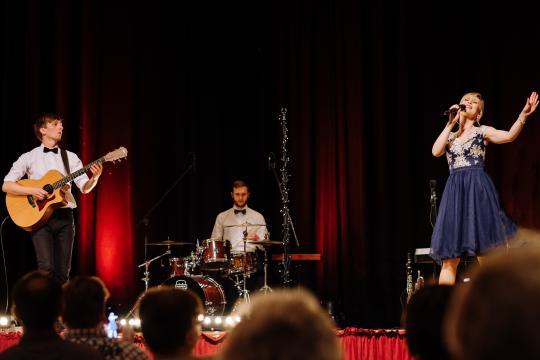 REDFOX I Die Partyband für Ihr Event