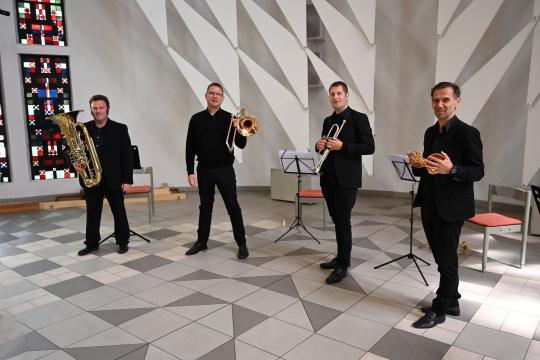 Rheinisches Blechbläser Quartett