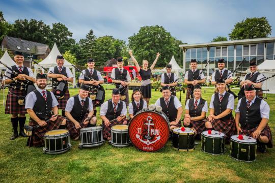 FC St. Pauli Pipes & Drums