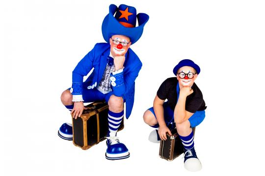 Clown & Zauberer