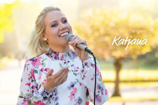 Katjana - Sängerin mit Gefühl