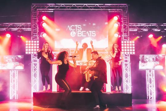 Partyband Acts & Beats