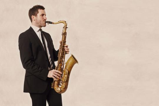 'Fine Sax' Hubert Fersterer