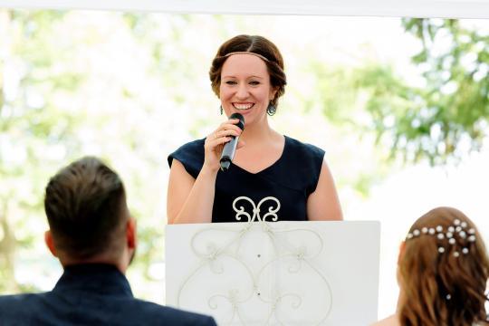 """""""Goldkehle"""" Jennifer Krawehl - Sängerin und freie Traurednerin"""