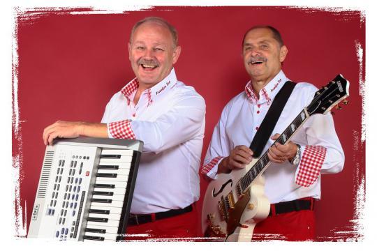 Alleinunterhalter Bernd Kern und Musikduo Frankentop