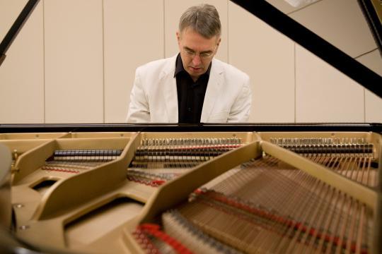 Pianist o Duo m Sängerin Sax