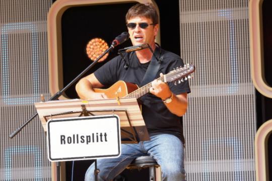 Rollsplitt Solo