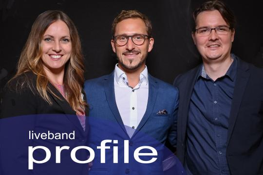 PROFILE  - Liveband / Hochzeitsband / Dinner&Dance