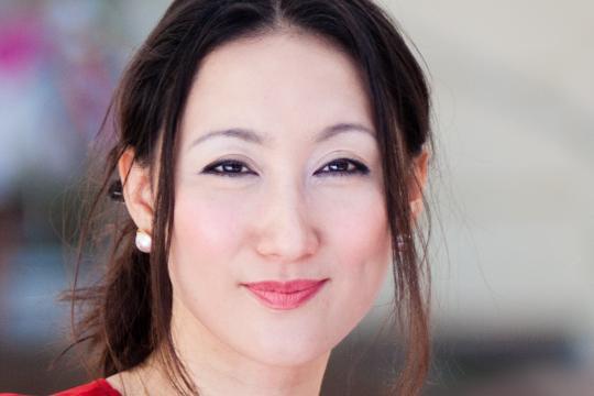 Manami Kusano - klassische Sängerin - Mezzo/Alt