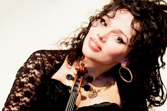 Esmeralda Geigerin / Show-Violinistin