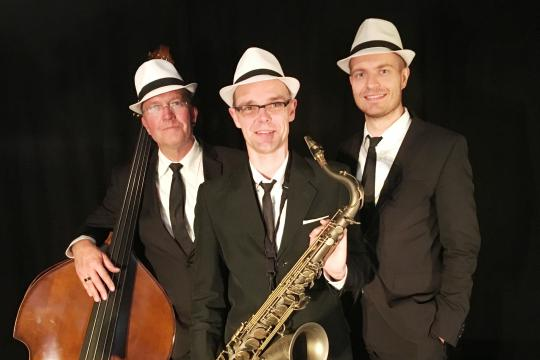 Swing for Fun - Jazzband aus Norddeutschland - Swing Music & Happy Jazz