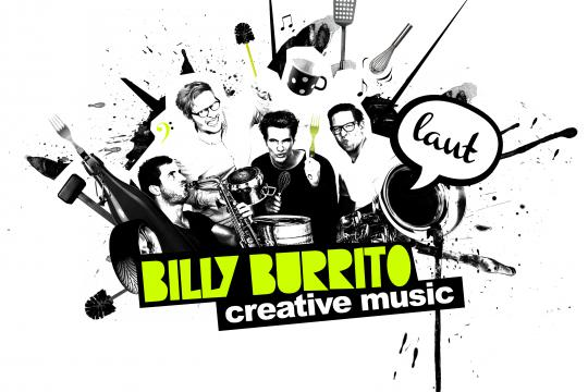 Billy Burrito - mobile Band, Walking Act