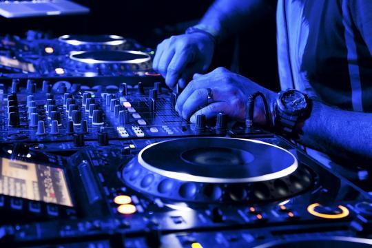 Hardy´s DJ-Time
