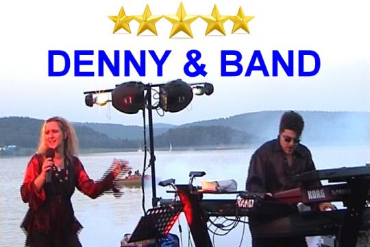 DENNY & BAND, Partyduo mit DJ