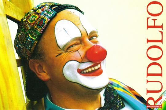 Clown Rudolfo