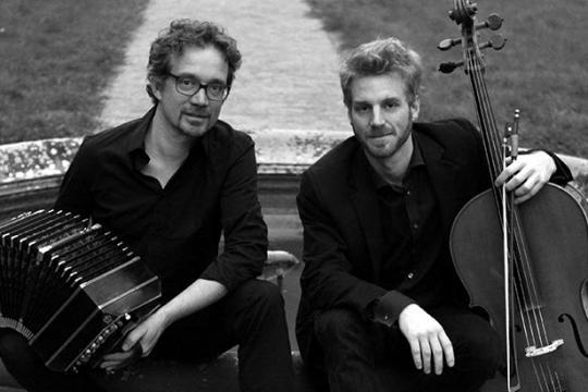 Algo Nuevo: Tango (und mehr!) mit Cello und Bandoneon