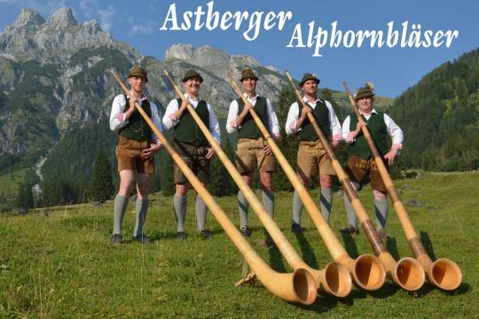 Astberger Alphornbläser