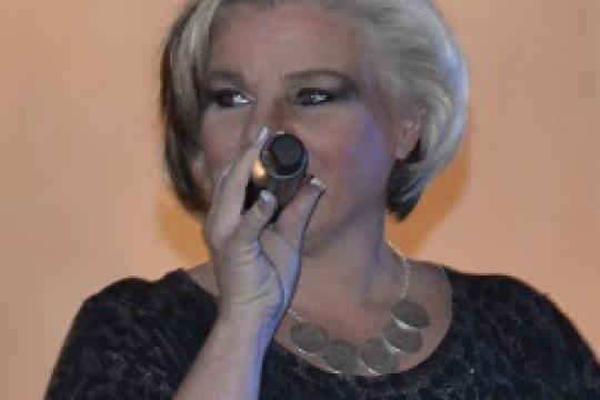 Sängerin SilviA