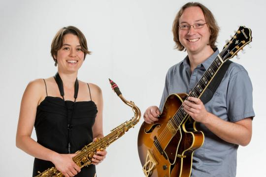 Nadine Winziers Stefan Degner Duo