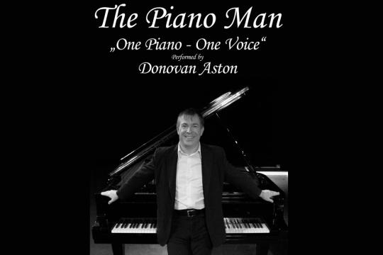 Piano Man ─ Donovan Aston