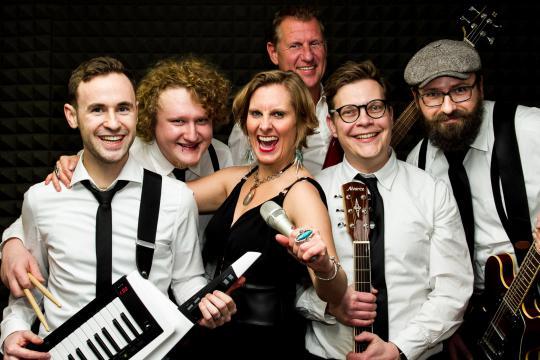 Partyband Ibbenburen Horstel Lengerich Coverband Highlive