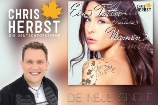 Chris Herbst Schlagersänger - RTL/SWR/SAT1