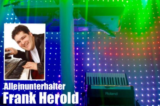 Frank Herold ab 320€ Hochzeit, Geburtstag, Feste usw.