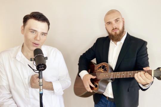 Maximilian & Jonas