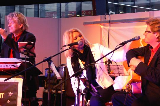 JG-MUSIC, Sängerin, Partyband, Duo, Trio, Quartett