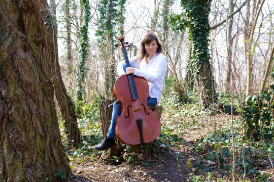 Natasha Jaffe - Cello