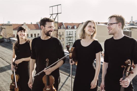 ORBIS Quartett