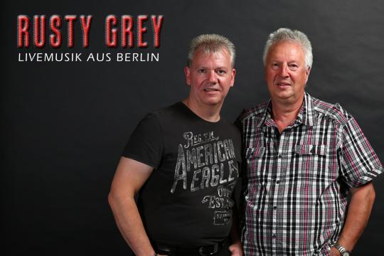 Rusty Grey