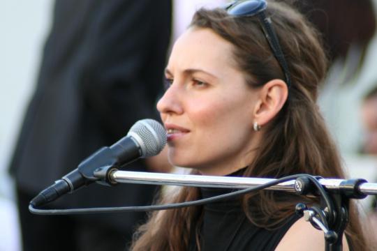Marina Leva - Pianistin & Sängerin