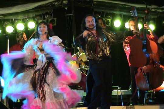 Vasily  Romano und seine Zigeuner