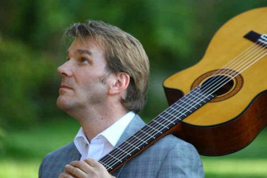 Livemusiker Gerd Hesse