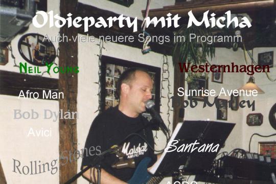 Michas Livemusik