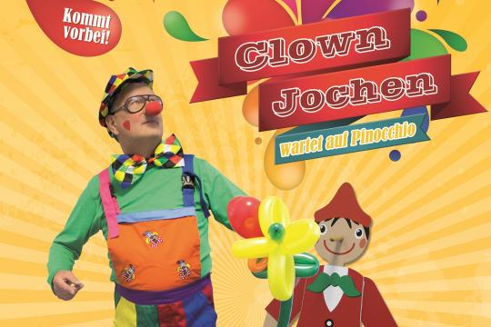 Clown Jochen