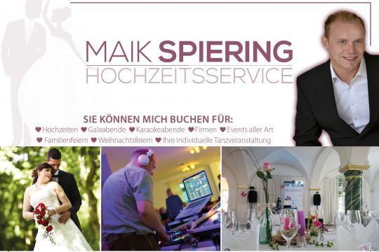 Dj Maik Event & Hochzeitsservice