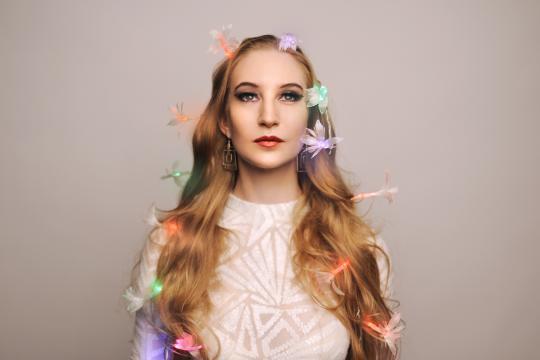 Natalia Wohler - Sängerin