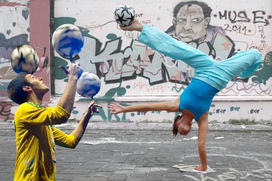 Die Fußballartisten