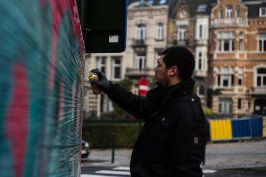 Daniel Ihrke - Graffiti & Streetart