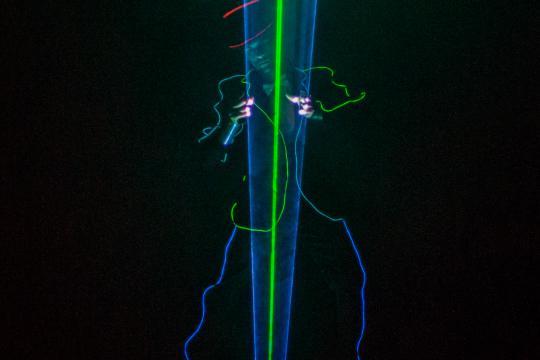 Laserdance Nick