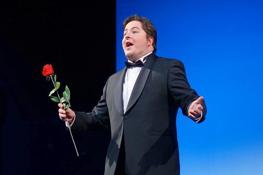 Nico Cornehl Opernsänger aus Hamburg
