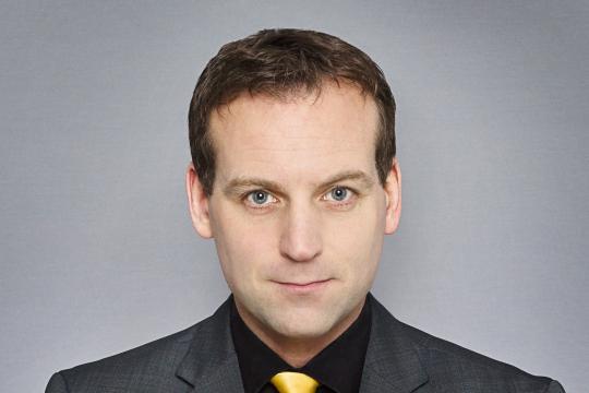 Zauberer Harald Hentschel