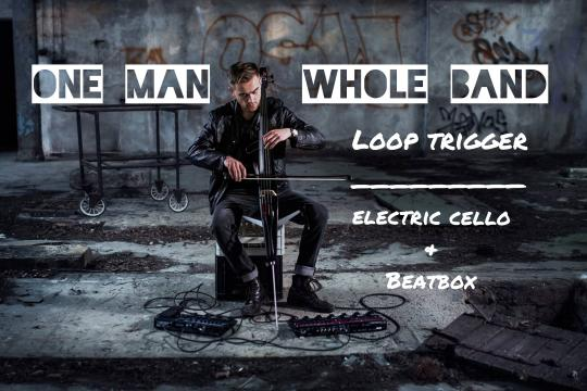 | ELECTRIC CELLO & BEATBOX | LOOP TRIGGER