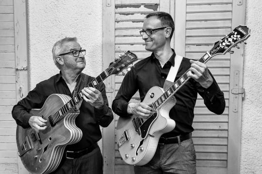 Duo Jazz Cuvée