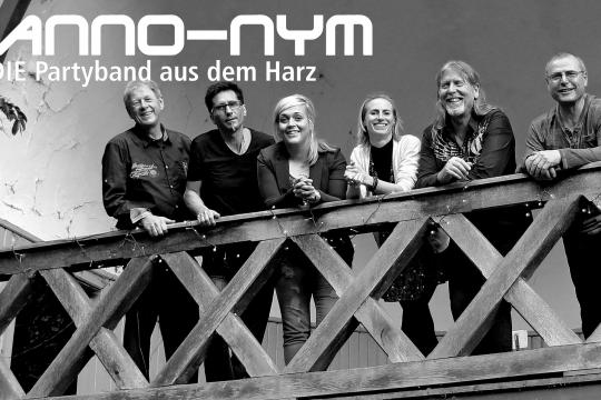 Partyband anno-nym