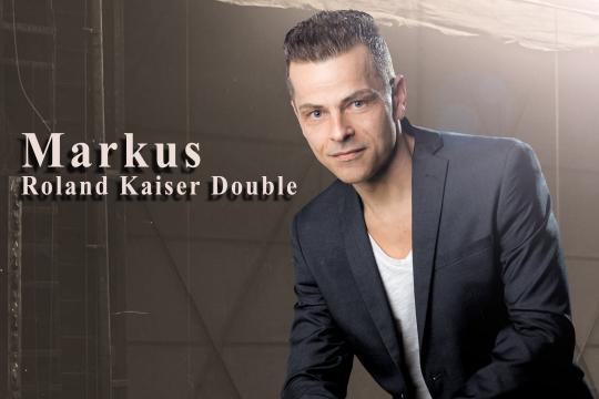 Roland Kaiser Double Markus