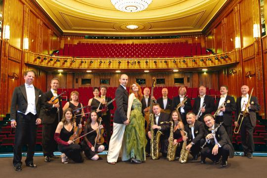 Salon-Orchester Berlin