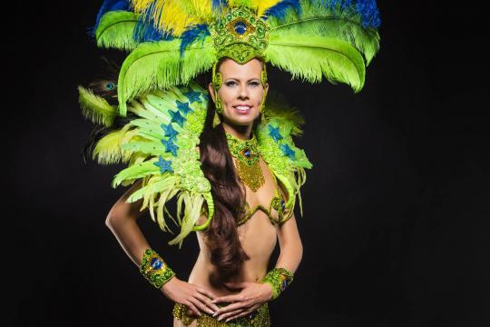 Latin Flavor Samba
